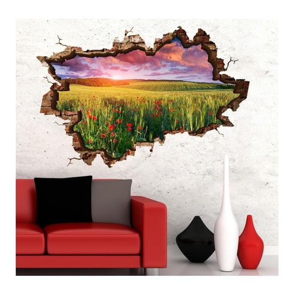 Autocolant de perete 3D Art Fien, 135 x 90 cm