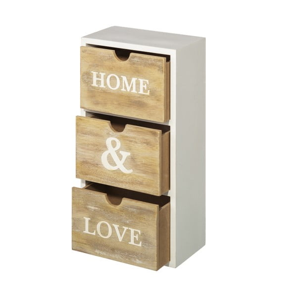 Sertare Home&Love, înălțime 34 cm