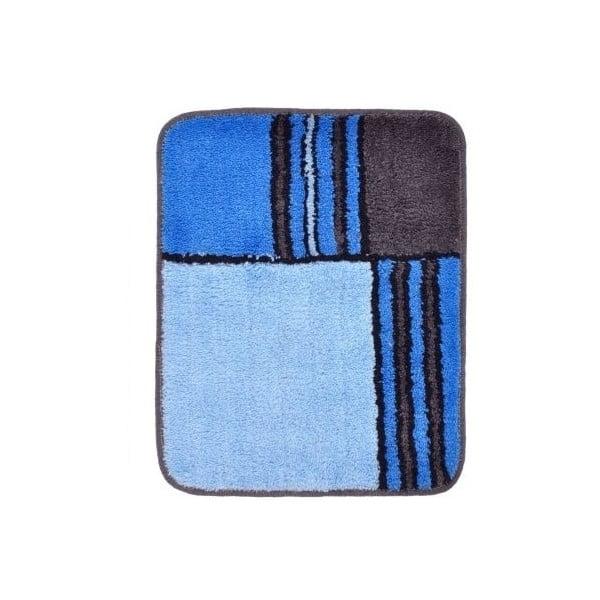 Koupelnová předložka Acus Navy Blue, 50x40 cm