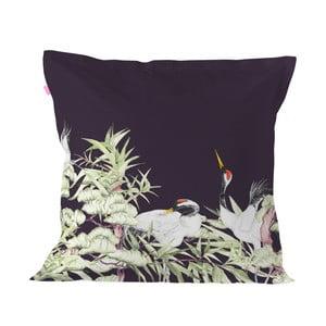 Bavlněný povlak na polštář Happy Friday Pillow Cover Cranes,60x60cm