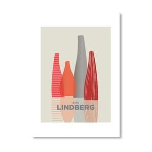 Autorský plakát Stig Lindberg