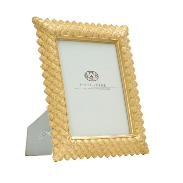 Ramă foto Mauro Ferretti Scale, 20 x 25 cm, auriu