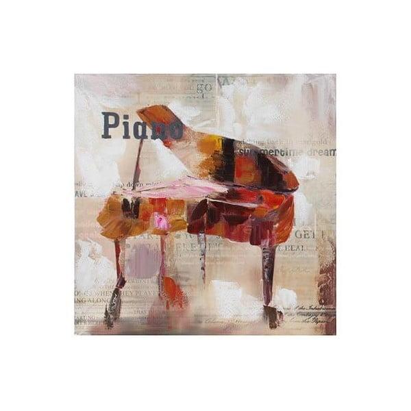 Obraz Piano, 60x60 cm