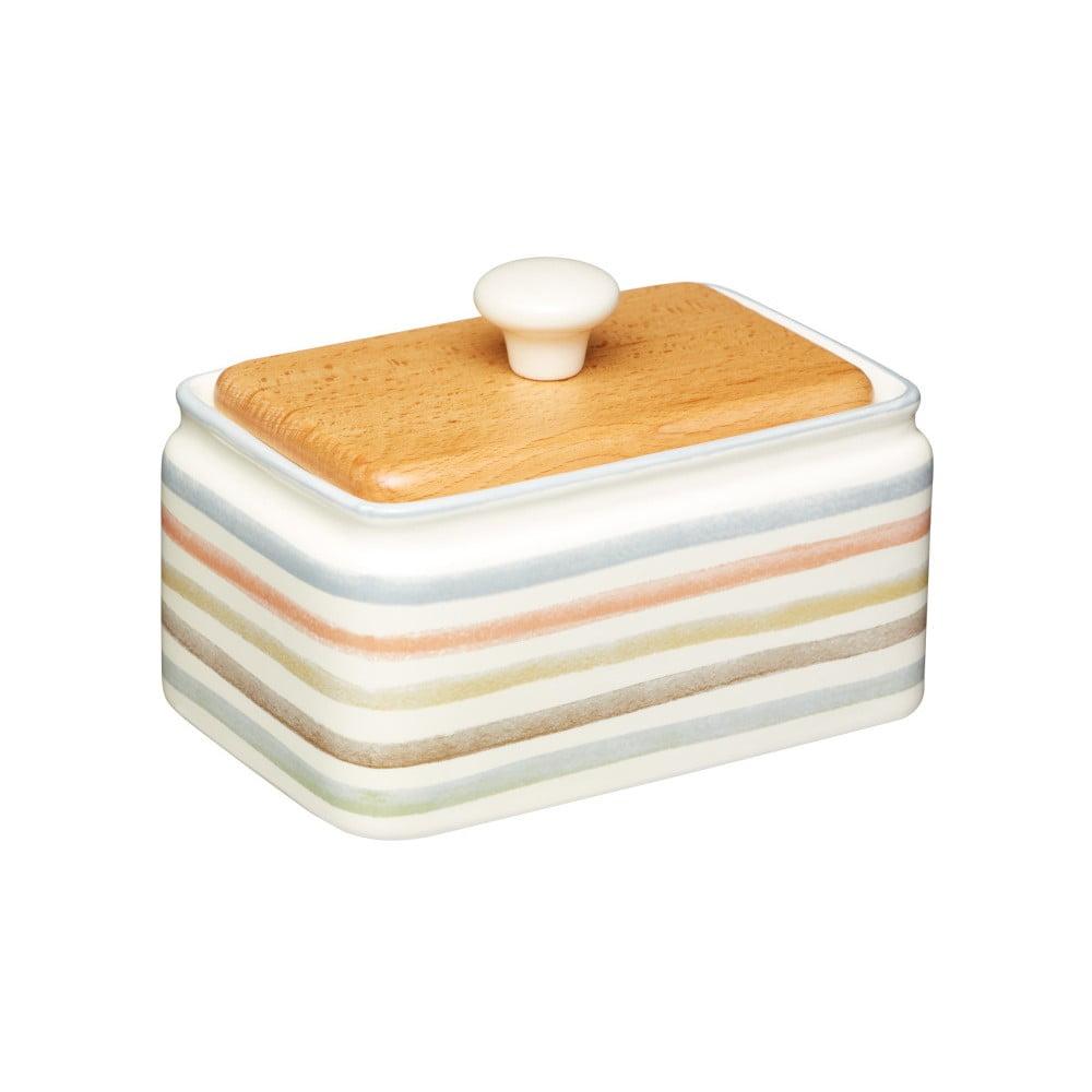 Keramická máslenka Kitchen Craft Classic Collection