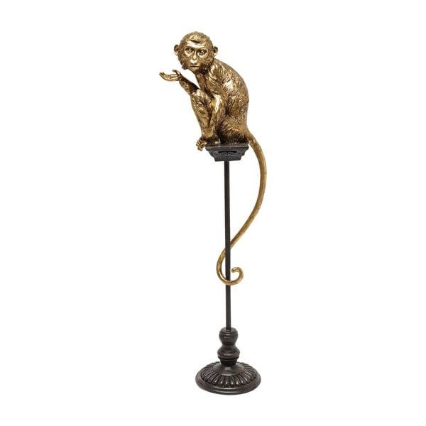 Dekorativní figurína opice Kare Design Monkey, výška 109 cm