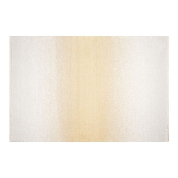 Koberec Yellow Beige, 80x300 cm