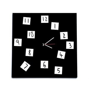 Changing Clock - černé