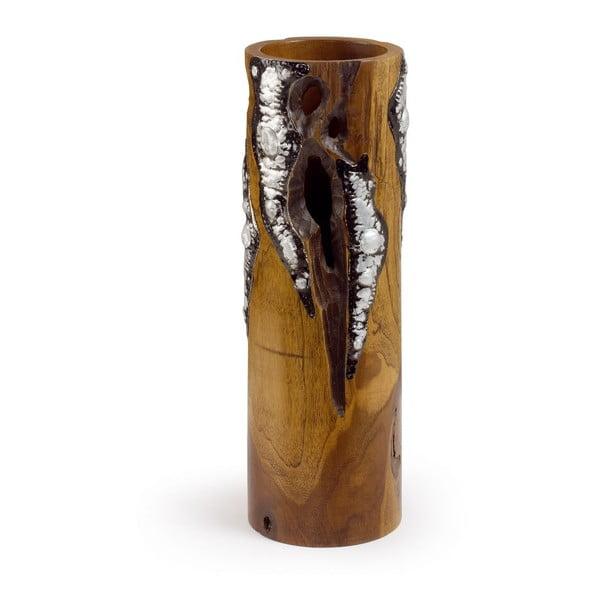 Dřevěný stojan na deštníky Erosi