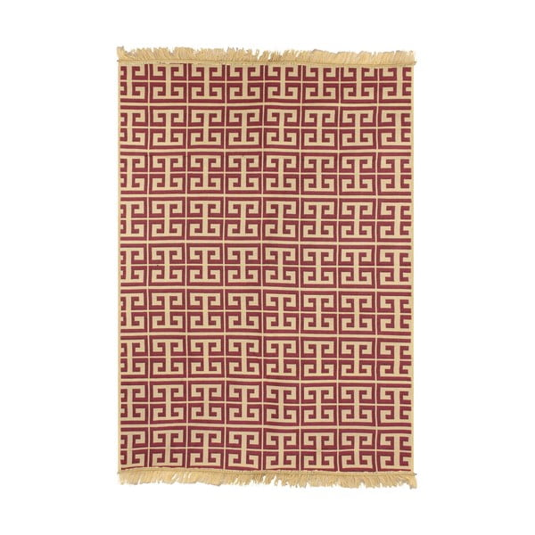 Koberec Tee Claret Red, 60x90 cm