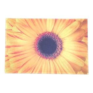 Předložka Flower Yellow 75x50 cm