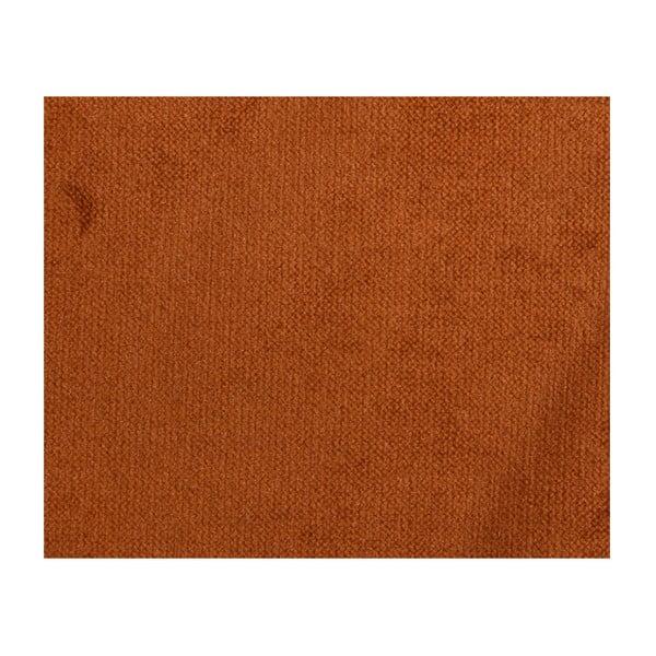 Oranžová podnožka De Eekhoorn Sara