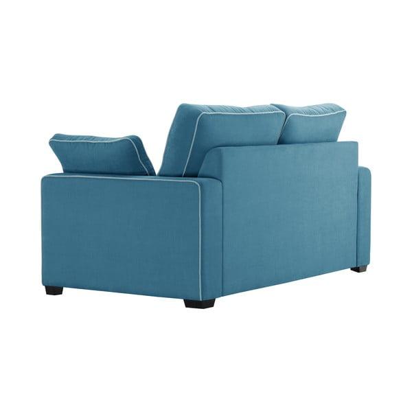 Dvoumístná pohovka Jalouse Maison Serena, modrá