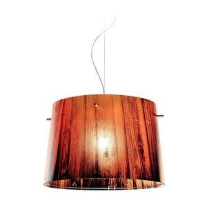 Stolní lampa Woody Orange