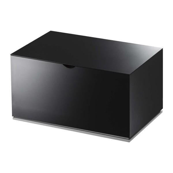Cutie pentru baie YAMAZAKI Veil, negru