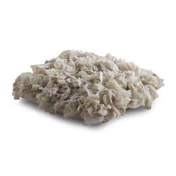 Pernă cu umplutură Geese Fluffy, 45x 45 cm, crem