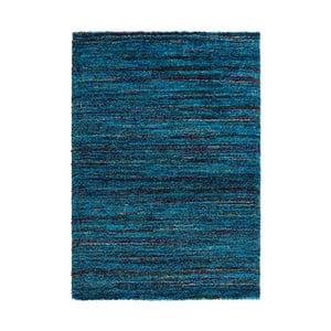 Modrý koberec Mint Rugs Nomadic, 80x150cm