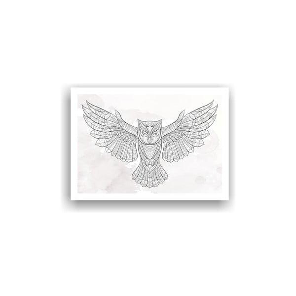 Obraz k vymalování Color It no. 54, 70x50 cm