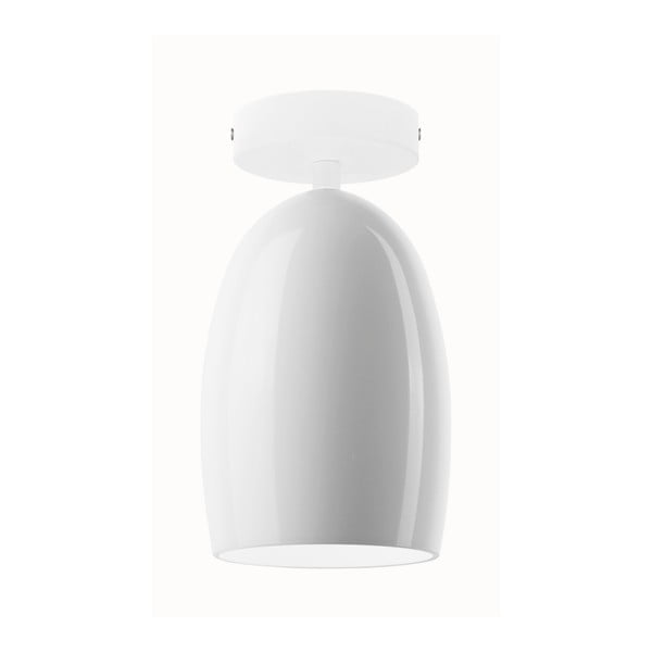 Biała lampa sufitowa Sotto Luce UME Elementary CP 1C Glossy