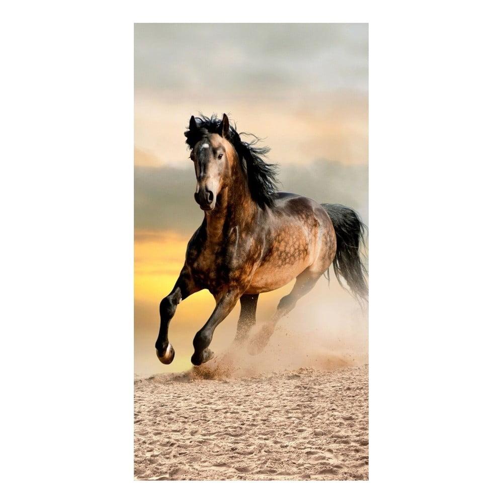 Plážová osuška s potiskem HIP Beauty, 150 x 75 cm