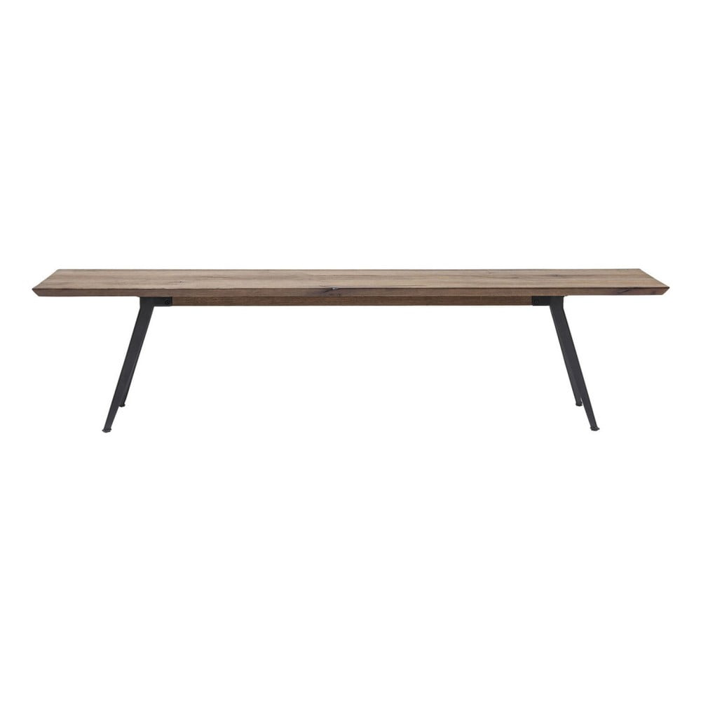 Kare Design Bank lavice s deskou z dubového dř kare design bank 200 cm bonami