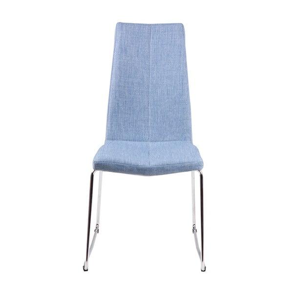 Set 4 scaune sømcasa Aroa, albastru