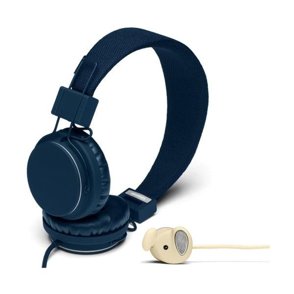 Sluchátka Plattan Indigo + sluchátka Medis Cream ZDARMA
