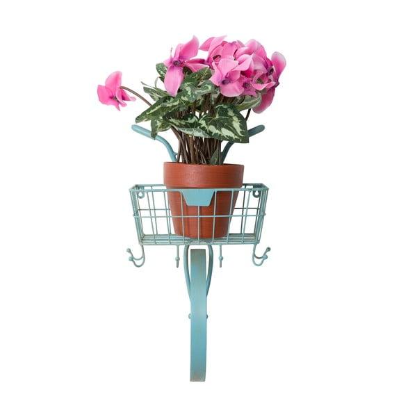 Nástěnný stojan na květiny s věšákem Mauro Ferretti Da Muro