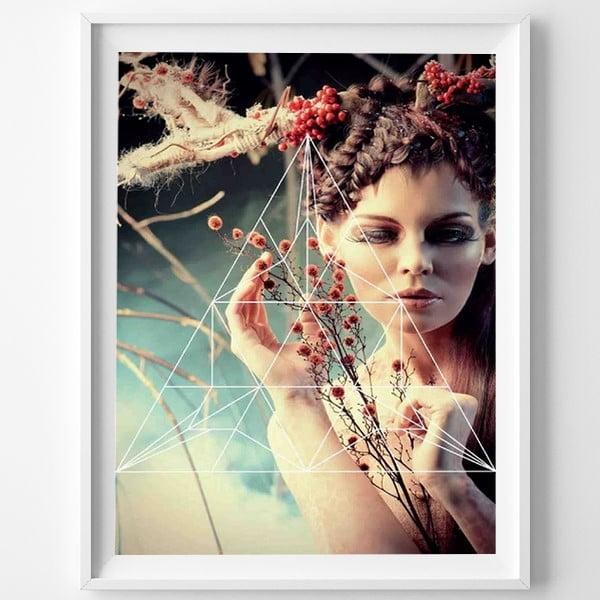 Plakát Wax Doll, A3