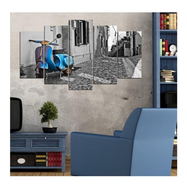 Kalissta többrészes kép, 102x60cm - 3D Art