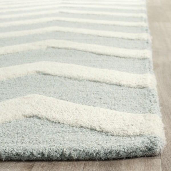Vlněný koberec Edie, 121x182 cm
