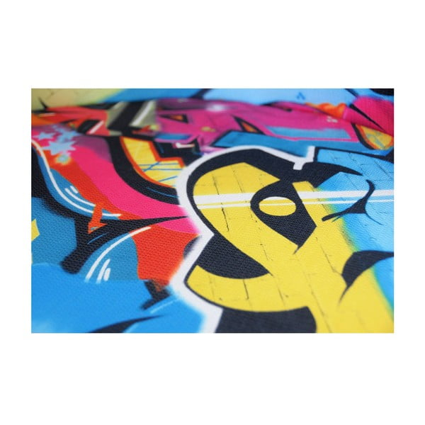 Křeslo Grafitti, barevné