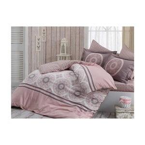Lenjerie de pat cu cearșaf Silvana, 200 x 220 cm