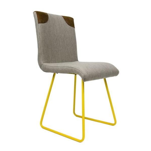 Židle Skids Yellow