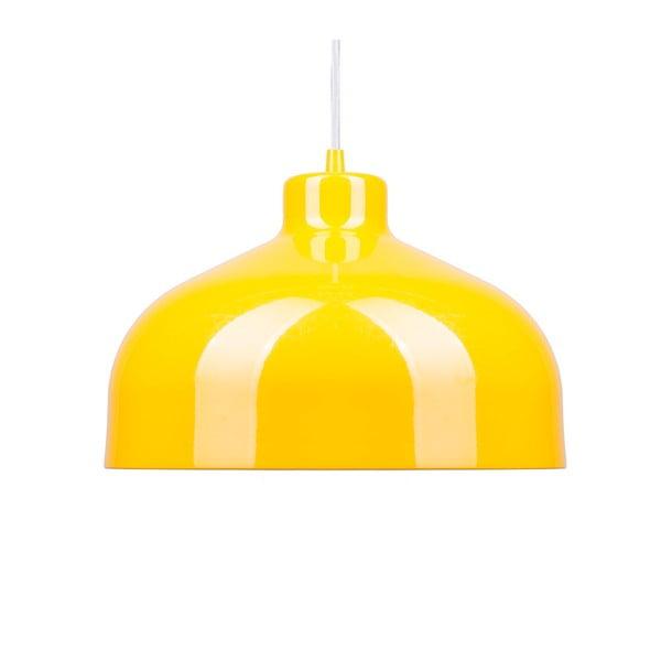 Žluté stropní světlo Loft You B&B, 33 cm