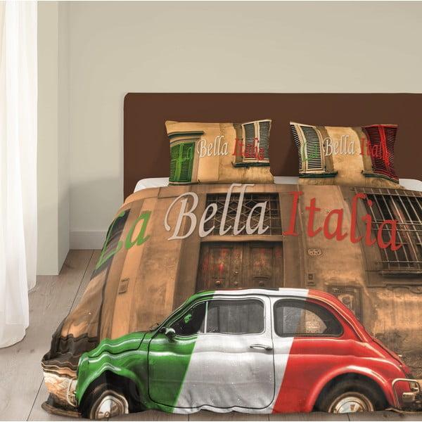 Bavlněné povlečení Muller Textiels La Bella Italia, 135x200cm