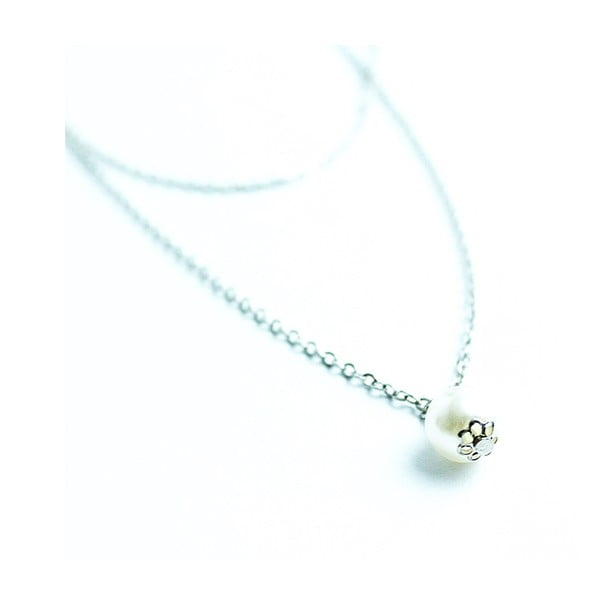 Náhrdelník Multilayer Pearl