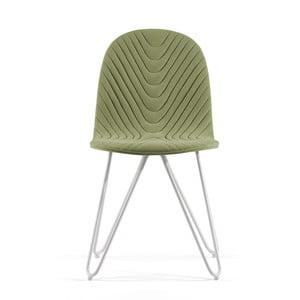 Židle Mannequin C, zelená