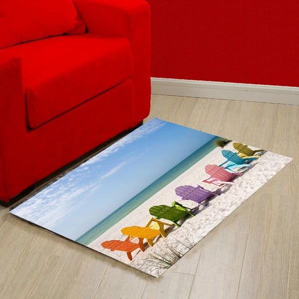 Vinylový koberec Summer, 52x75 cm