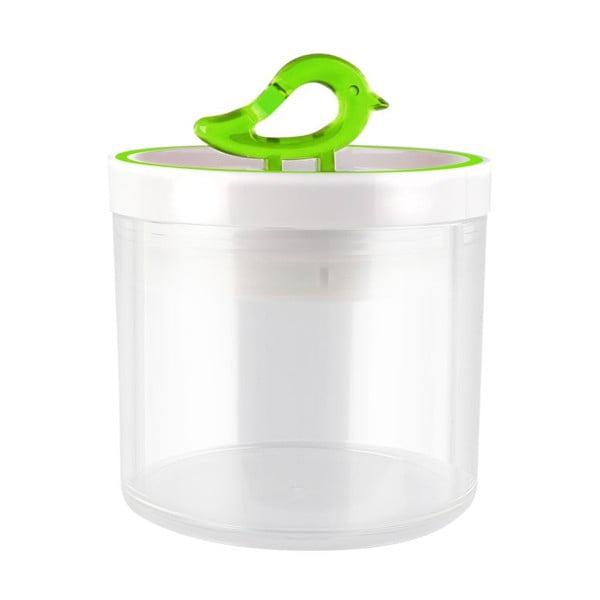 Zelená dóza Vialli Design Livio, 400ml