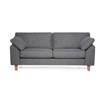 Canapea cu 3 locuri Softnord Garda, gri