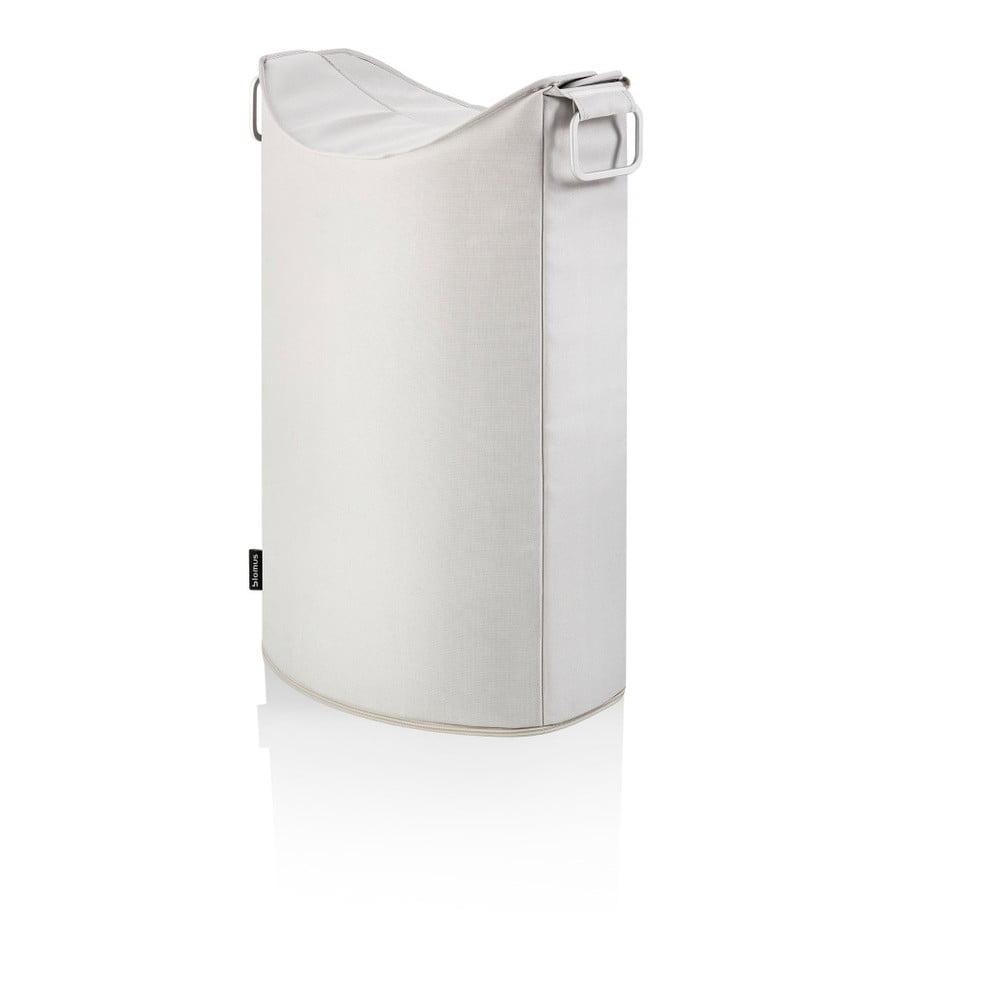 Krémový koš na prádlo Blomus Frisco, objem 65 l