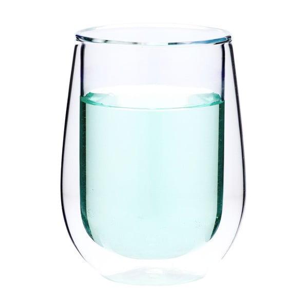 Sada 2 dvojitých sklenic Amo, 200 ml