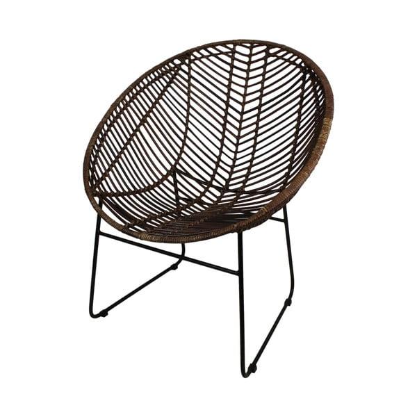 Židle z ratanu HSM collection Cocon
