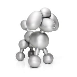 Fatboy nafukovací objekt Dolly 105 cm, stříbrný