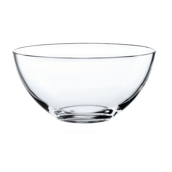 Miska ze szkła kryształowego Nachtmann Vivendi A La Carte, ⌀ 12,5 cm