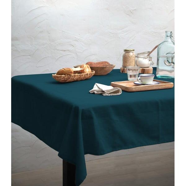 Față de masă Linen Couture Turquoise, 140 x 140 cm