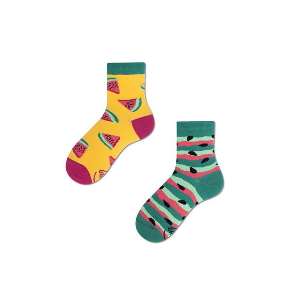 Dětské ponožky Many Mornings Watermelon Splash,vel.23–26