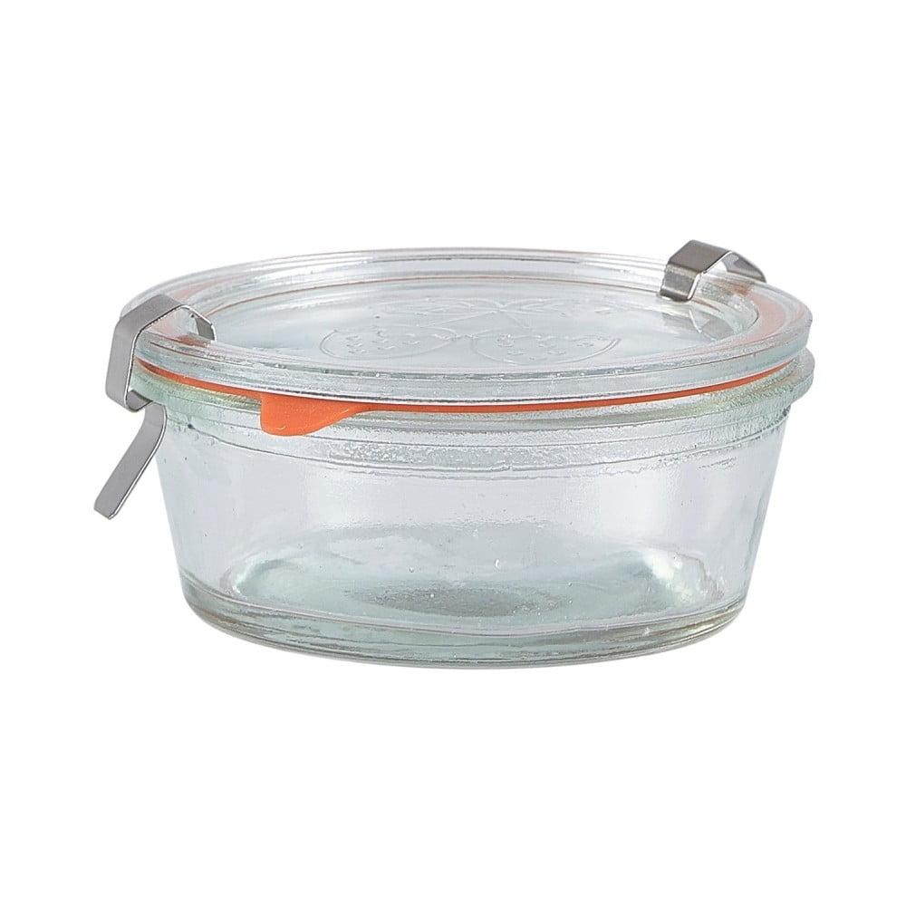 Zavařovací sklenice s víkem KJ Collection, 140 ml