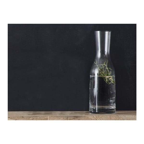 Karafa na vodu z křišťálového skla Bitz Fluidum, 1,2 l