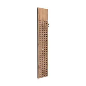 Nástěnný variabilní věšák z bambusu Moso We Do Wood Scoreboard,výška100cm